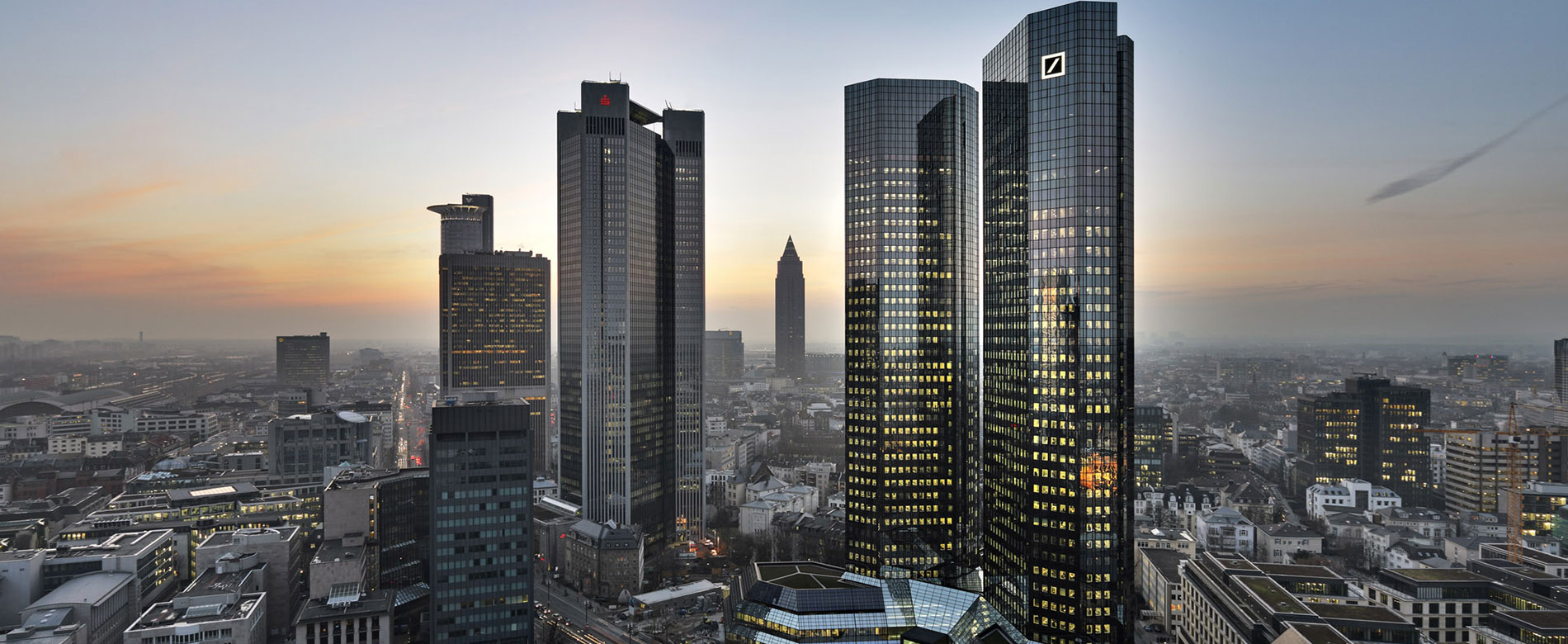 DB Towers, Frankfurt