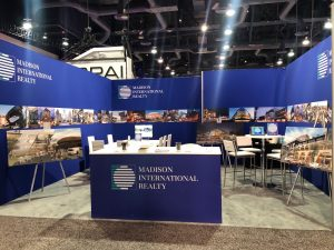 Madison International Realty Takes Part in Las Vegas ICSC