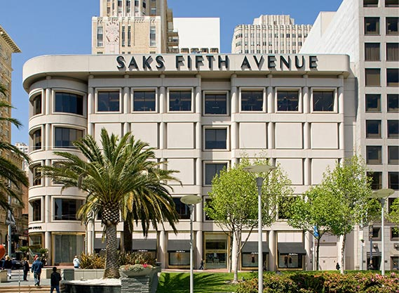 Saks Fifth Avenue Building