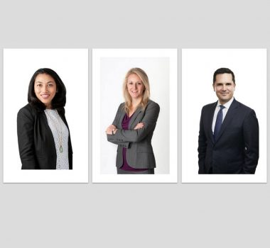 Madison International Realty Promotes Three To Managing Director